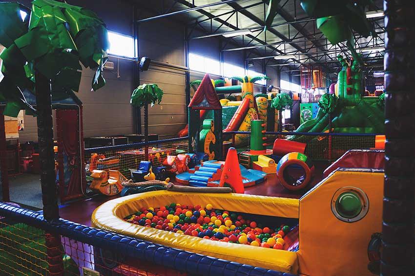 Zabavni park Starli